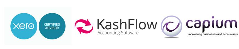 Xero, Kashflow and Capium Accountant in Cambridgeshire