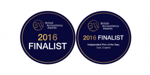 Watermill Accounting Limited, Cambridge , UK. Finalist at British Accountancy Awards