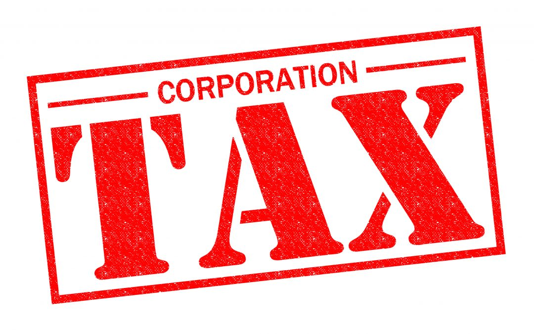 How much is corporation tax ?